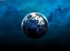 Wallpapers Space la terre