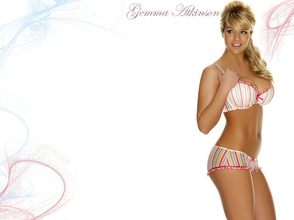 Fonds d'écran Célébrités Femme Gemma Atkinson