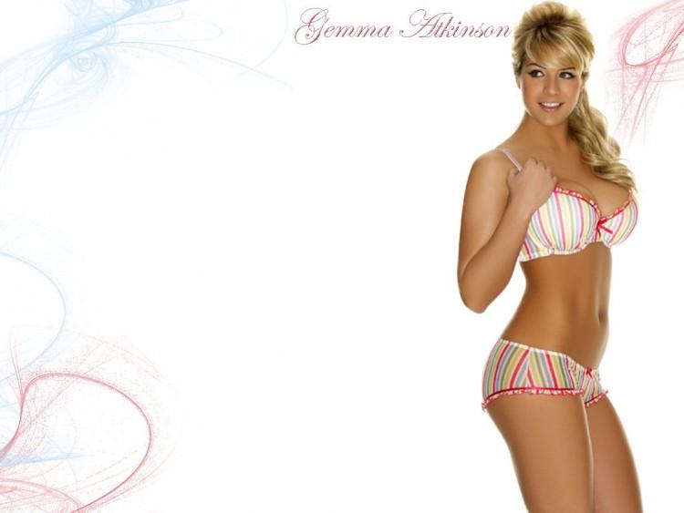 Wallpapers Celebrities Women Gemma Atkinson Wallpaper N°203594