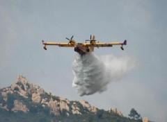 Fonds d'écran Avions  CORSE