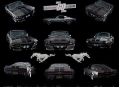 Wallpapers Cars Mustang Eleanor