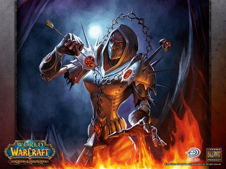 Fonds d'écran Jeux Vidéo World of Warcraft: The Burning Crusade Wallpaper N°204162