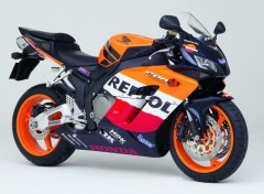 Wallpapers Motorbikes  Honda Repsol