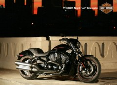 Wallpapers Motorbikes  Night Rod HD