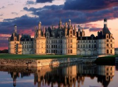 Wallpapers Trips : Europ Chateau de Chambord