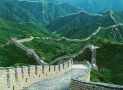 Wallpapers Trips : Asia muraille de chine