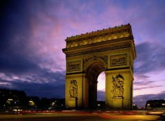 Wallpapers Trips : Europ Arc de Triomphe