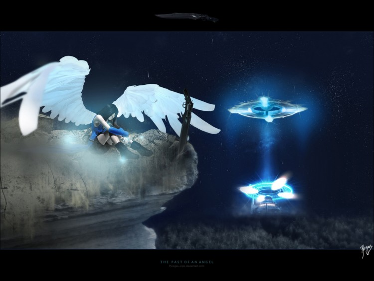 Wallpapers Video Games Final Fantasy VIII The Past Of An Angel