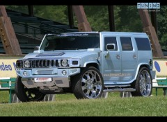 Wallpapers Cars Hummer tuning