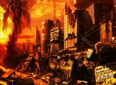 Wallpapers Fantasy and Science Fiction Goon city
