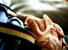 Fonds d'écran Hommes - Evênements Mains de mon grand-père
