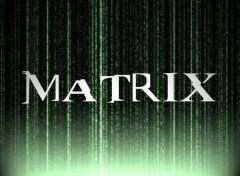 Fonds d'écran Cinéma MATR!X