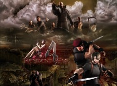 Wallpapers Video Games Resident evil 4