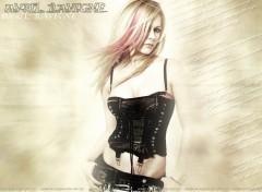 Fonds d'écran Musique Avril Lavigne