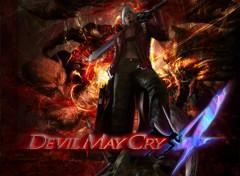 Fonds d'écran Jeux Vidéo Devil may cry 4