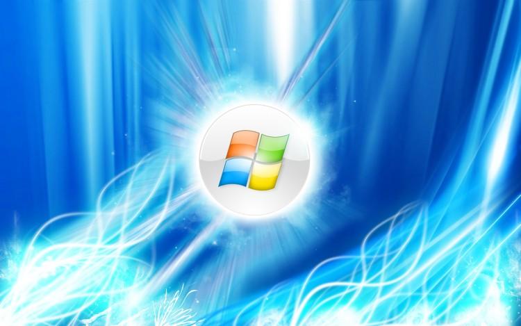 Fonds d'écran Informatique Windows Vista Blue_Vista