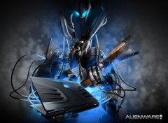 Fonds d'écran Informatique alienware