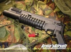 Fonds d'écran Sports - Loisirs m203 grenade launcher
