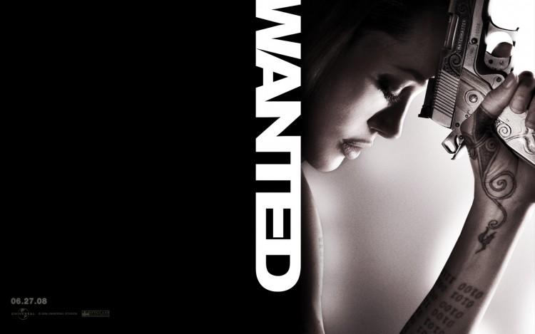 Fonds d'écran Cinéma Wanted - Choisis ton Destin Wallpaper N°205750