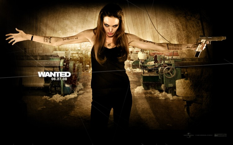 Wallpapers Movies Wanted Wallpaper N°205752