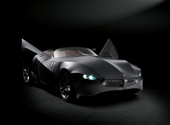 Fonds d'écran Voitures BMW Gina concept