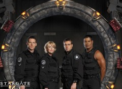 Wallpapers TV Soaps Stargate (saison 9)