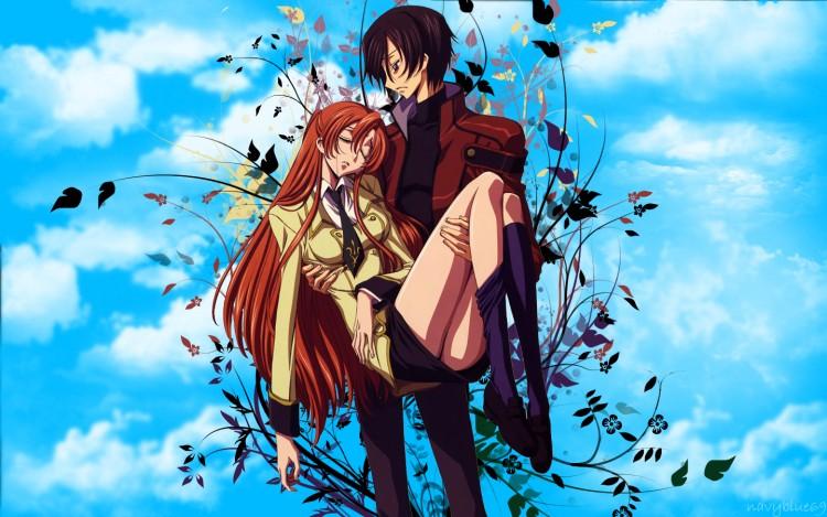 Wallpapers Manga Wallpapers Code Geass My Love By Rizachan