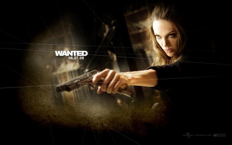 Fonds d'écran Cinéma Wanted - Choisis ton Destin Wallpaper N°205923
