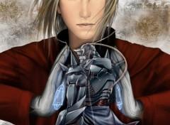 Fonds d'écran Manga Full Métal Alchemist