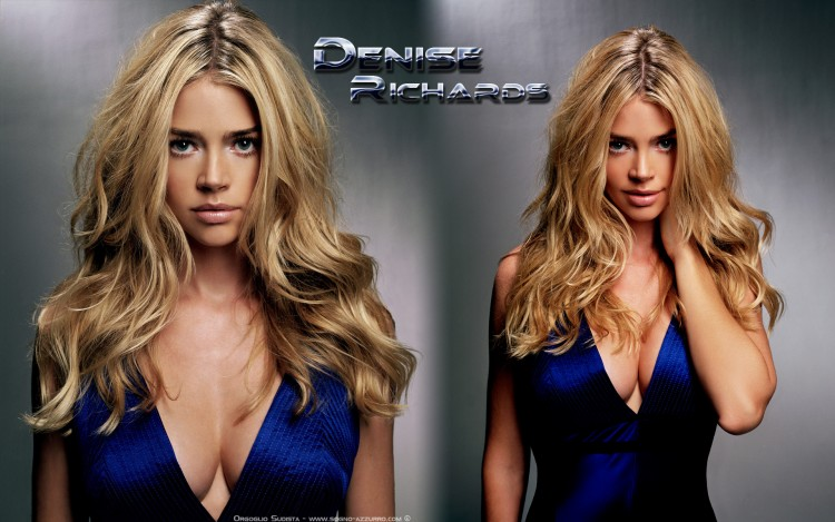 Wallpapers Celebrities Women Denise Richards Denise Richards
