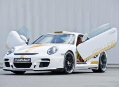 Fonds d'écran Voitures Porsche 911 Turbo Stallion Hamann (2008)