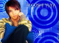 Fonds d'écran Célébrités Homme Tegoshi Yuya