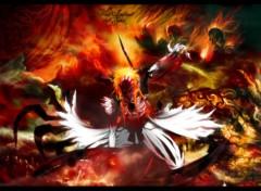 Fonds d'écran Manga Wild Instinct
