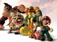 Fonds d'écran Jeux Vidéo Super Smash Bros. Brawl