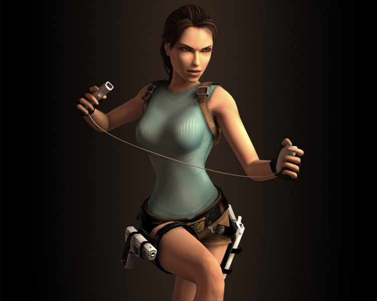 Wallpapers Video Games Wallpapers Tomb Raider Legend Wallpaper