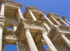 Fonds d'écran Voyages : Asie Bibliothèque d'Ephèse