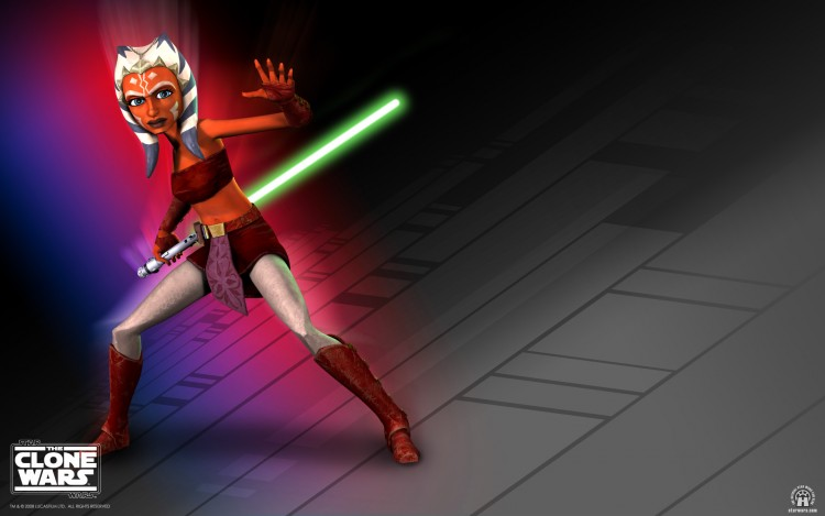 Fonds d'écran Dessins Animés Star Wars : the Clone Wars Wallpaper N°206884