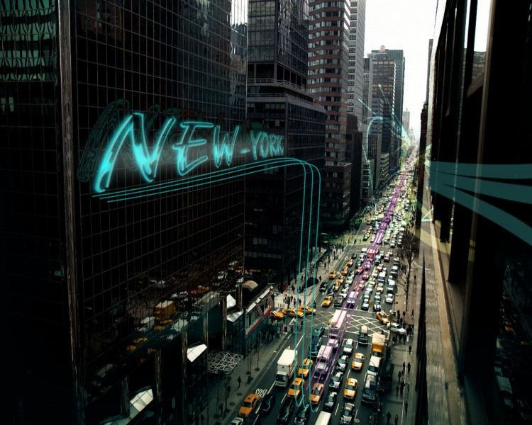 Wallpapers Trips : North America United-States > New York new york