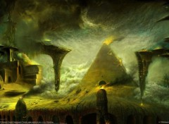 Wallpapers Fantasy and Science Fiction paysage