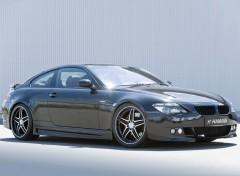 Fonds d'écran Voitures BMW 6-Series Hamann (2008)