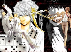 Wallpapers Manga Near vs Mikami vs Kira.....