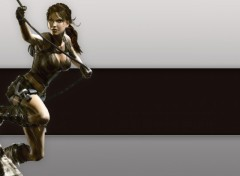Wallpapers Video Games Tomb Raider Underworld