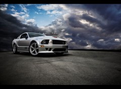 Fonds d'écran Voitures Ford-Mustang-SMS-Twenty-Fifth-Anniversary-Concept