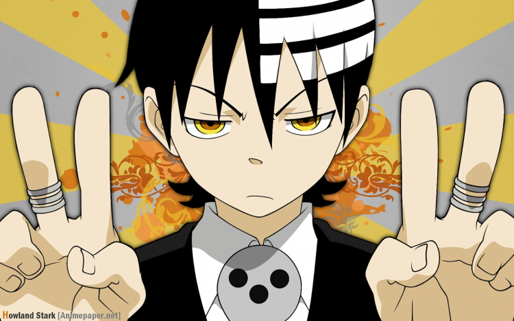 Fonds d'écran Manga Soul Eater death the kid