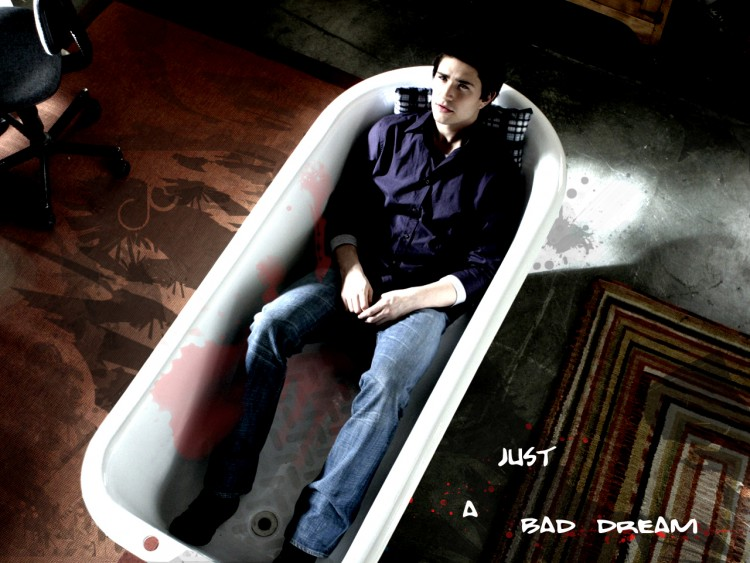 Fonds d'écran Séries TV Kyle XY Kyle XY - Just a bad dream