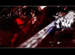 Fonds d'écran Manga Helsing gun