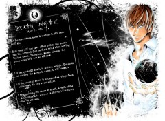 Fonds d'écran Manga Light