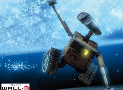 Wallpapers Cartoons Wall-E le nouveau robot de Pixar