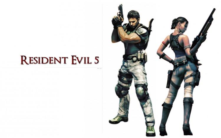 Wallpapers Video Games Wallpapers Resident Evil 5 Resident Evil