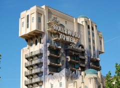 Wallpapers Constructions and architecture The Hollywood tower hotel